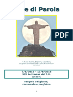 Sete di Parola - XIX settimana C 2016 bis.doc