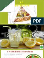 PP Nutrición