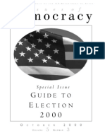 Guide to election 2000