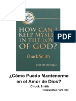 Es_01080_Answers for Today-How Can I Keep Myself in the Love of God_Respuestas Para Hoy-Como Mantenerme en El Amor_Chuck Smith