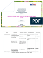 Action Plan GSP