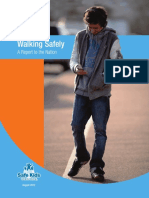 Walking Safely Research Report