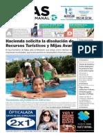 Mijas Semanal nº698 Del 12 al 18 de agosto de 2016