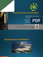 ARQ. SUSTENTABLE-tecnologia