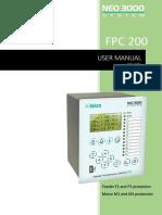 FPC 200 - User Manual_2_2016