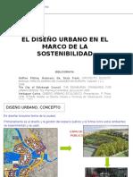03. El Diseño Urbano en El Marco de La Sostenibilidad