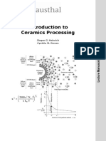 Introduction to-Ceramics Processing