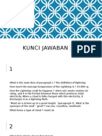 Kunci Jawaban Report