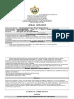 FORMATO UNIDAD DIDÁCTICA DISEÑO 1°