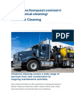 Chemical Cleaning 07-07-2016