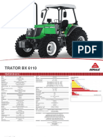 Tratores 6000 Trator Agrale Bx 6110 1