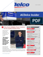 ACDELCO Insider Newsletter March April 2015
