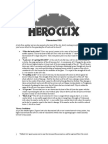 Heroclix Generic - Scenario Dimensional Rift (2002)
