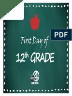 School Print 12th