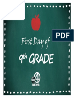 School Print 9th