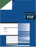 1999 Smith_Tendencias y Causas Del Conflicto Armado Handbook