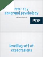 1 Abnormal Intro