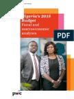 Nigerias 2015 Budget