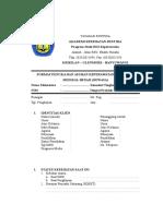 Format Askep (Body Sistem)