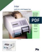 bt201 IER Printer