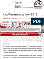 Preferencias Rumbo 2018
