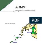 ARMM History