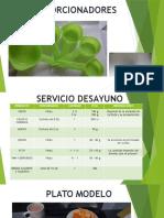 Ejemplo de Estandarizacion de Porciones colegios.pptx