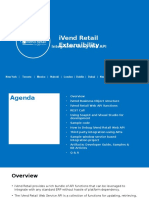 IVend Retail Extensibility-Web API
