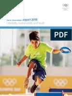 IOC Annual Report 2015