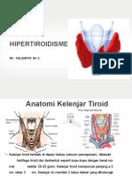 Klien gangguan hipertiroid