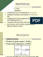02 III BIOMOLECULAS ORGANICAS proteinas.ppt