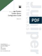 Swconfig System Basics