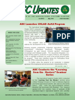 ASC Updates May 2016 Issue