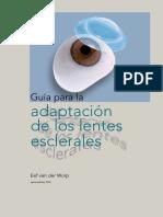 Scleral Lens Guide ES Rev2