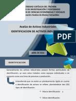Avaluo de Activos Industriales (Macro - Microidentificacion - Mantenimiento)