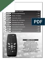 Urc7711 Manual All Languages