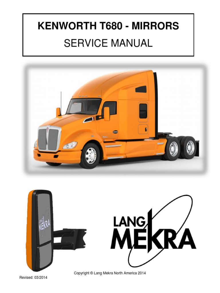 2016 Kenworth T680 Wiring Diagram Fuse Panel 481 Service Manual Electrical Connector Manufactured Goods Tesla