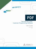 Cps Terminal Rg-1000 User Manual
