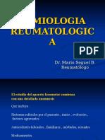 Semiologia Articular