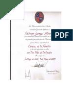 Curriculum Patricio