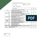 Pauta de Evaluación Discurso Cuarto Año Medio a-1