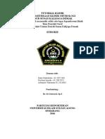 tutorial klinik stroke edited.docx
