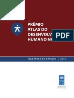 Prêmio Atlas Do Desenvolvimento Humano No Brasil_coletânea de Artigos