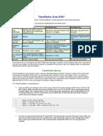 TimeFinder & SRDF Operations SOP (1)