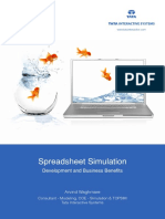 Simulation Development With Systemic & Mathematical Knowledge