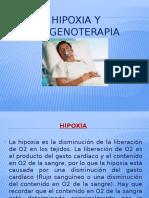 Hipoxia y Oxigenoterapia