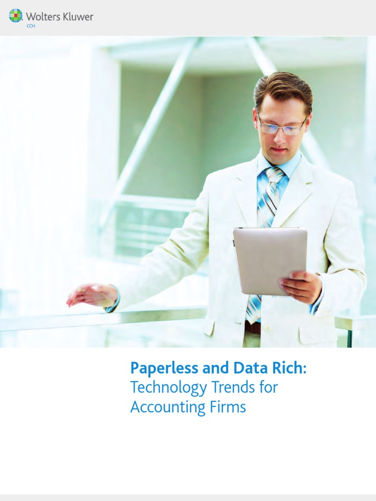 Cch Axcess Paperless and Data Rich White Paper | Cloud