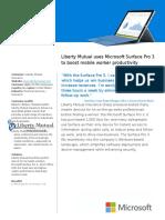 Liberty Mutual Insurance Case Study