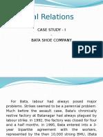 Bata Shoe Case Study