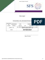 Semester Feedback Form Receipt somesh.pdf